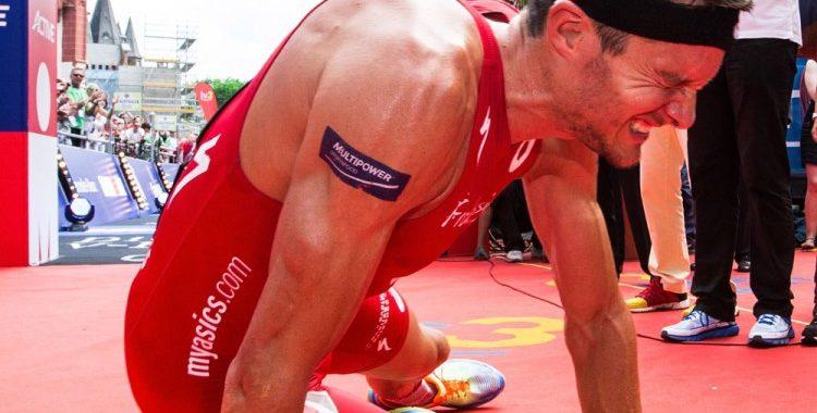 Triatlon bolesť